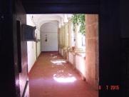 Evora Convent - porticoe