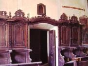 Evora Convent seating