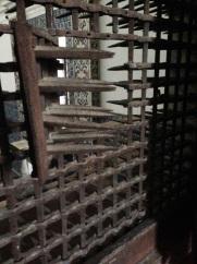 Evora Convent - spike partition