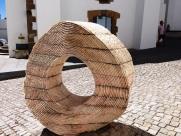 Evora - marble sculpture