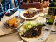 Food in Zaragoza Spain