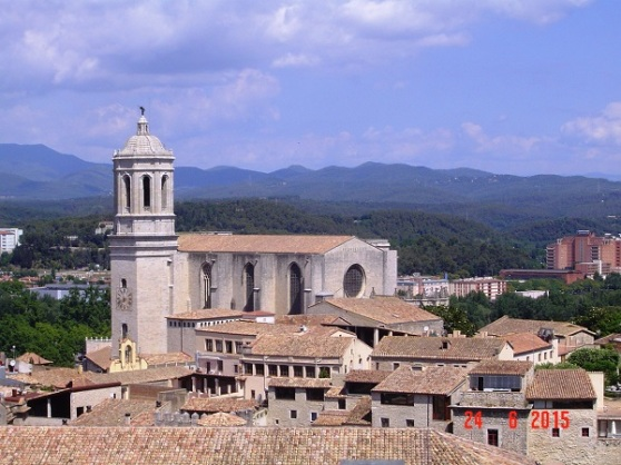 Girona Casco Viejo Spain