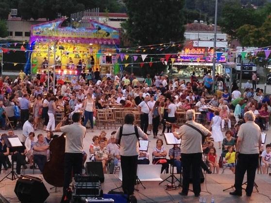 Girona Local Fiesta
