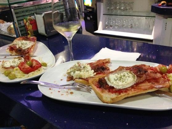 Girona Lunch Snack
