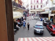 Petit Socco - Tangier Morocco
