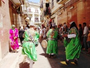 Pre-wedding Street Celebrations Tangier Maroc