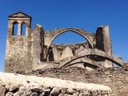 Remains of Church in Trujillo
