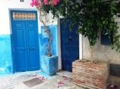 Residential doors in Tangier Maroc