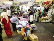 Tangier Maroc - Street Market