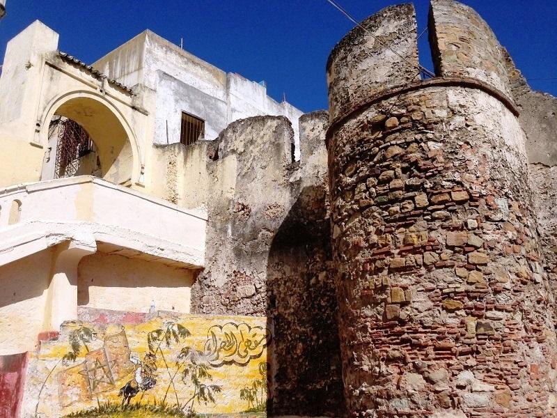 Tangier Morocco art - Zamoa Productions