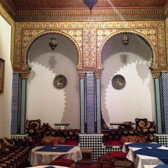 Traditional Moroccan Restaurant - Tanger