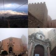 Trapani Erice Sicily Italy