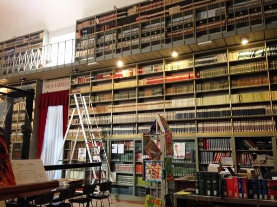 Trapani Library Sicilia Italia