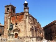 Trujillo Central Plaza - Spain