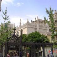Architecture in Granada Spain