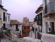 Back streets of Granada
