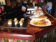 Bar Food in Bilbao Spain (1)