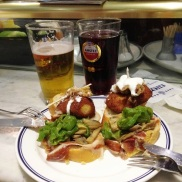 Bar Food in Bilbao Spain (5)
