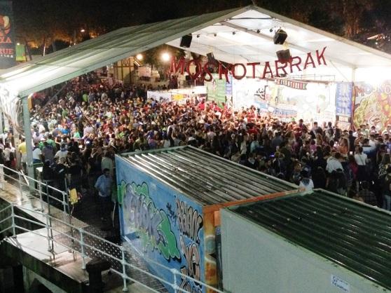 Bilbao Festival 2015 Spain