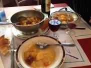 Lunch - Bilbao Spain
