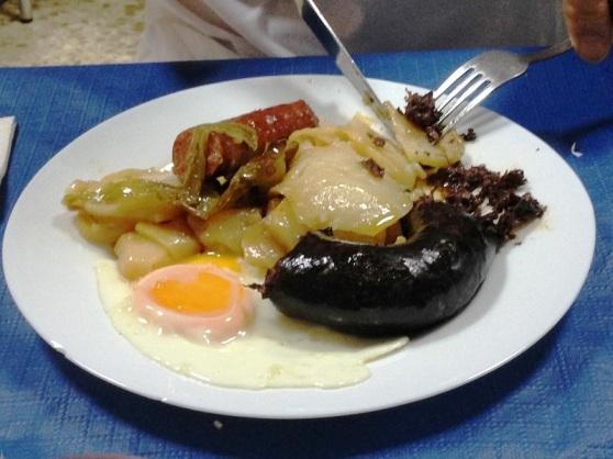 Morcilla Chorizo Granada Spain