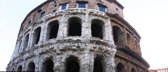 Roman Ruins Rome Italy (1)