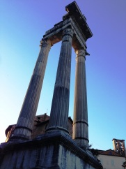 Roman Ruins Rome Italy (4)
