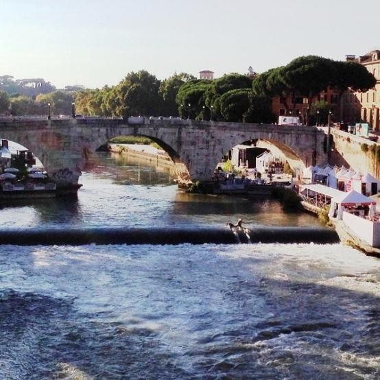 Rome Bridges Italy (2)