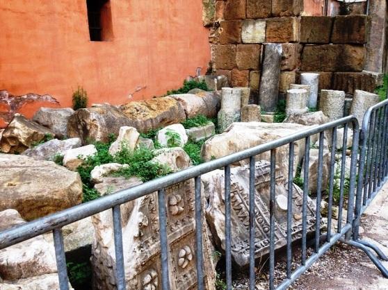 Rome Ruins Italy