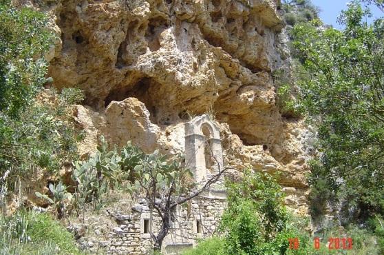 Cave Church - Matera Sassi Italy