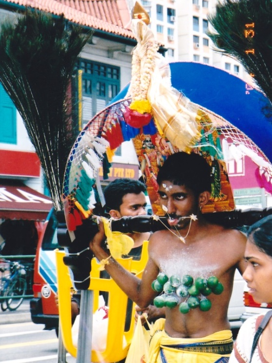 Singapore Thaipusam Little India