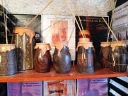 Membranophones made by Luis Pedras - Elvas Portugal