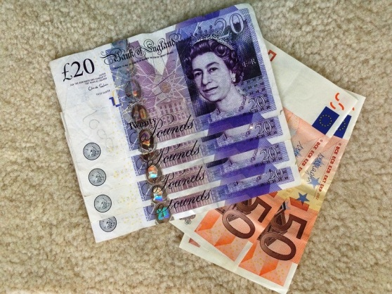 UK Euro Currency