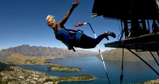 Bungy Jumping South Island NZ