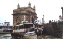 Bombay ferry - India