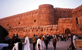 Red Fort - India