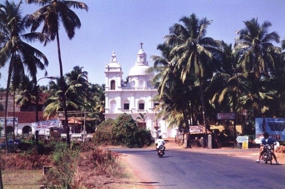 Tropical Goa - southern India