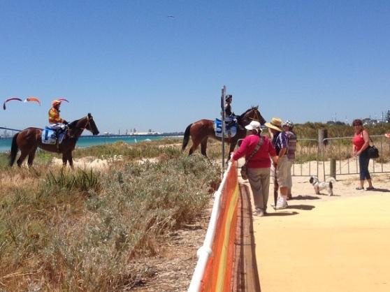 Horse Racing Event - Rockingham Beach