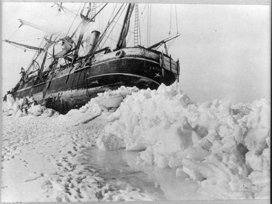 Shackleton's ship - The Endurance