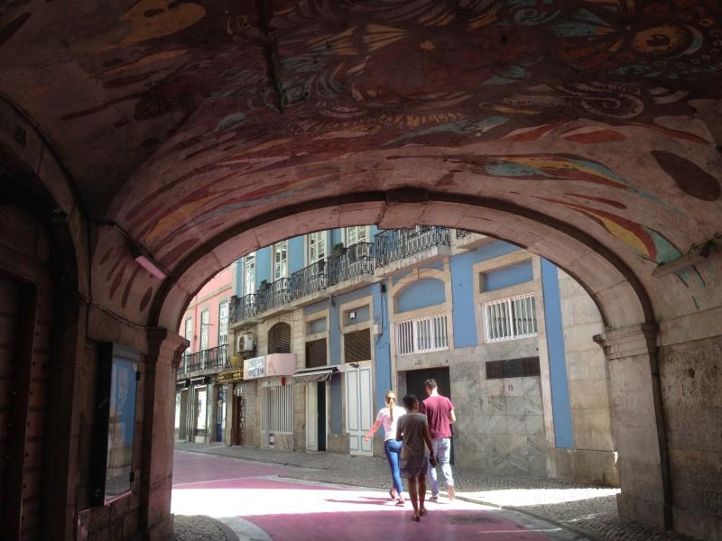 Portugal Lisboa - walking the streets
