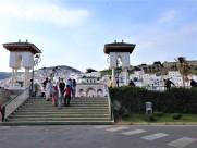 Maroc Tetuoan - public plaza area