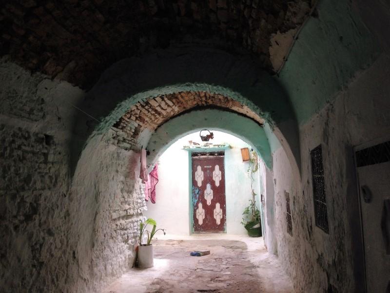 Maroc Ouezzane - pathway