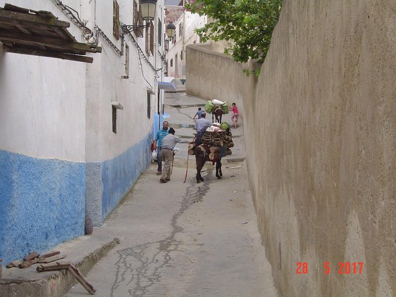 Maroc Tetouan - side streets