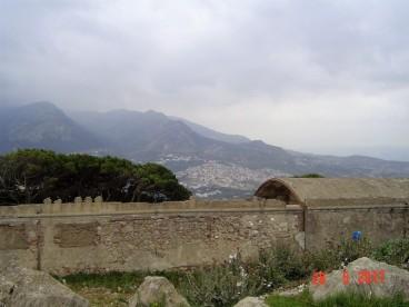 Maroc Tetouan - mountain views