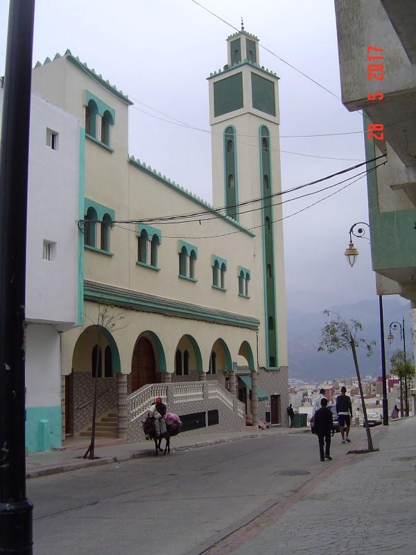 Maroc Tetouan - upper village walk