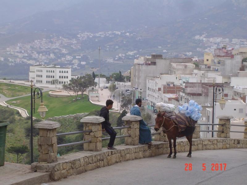 Maroc Tetouan - upper village