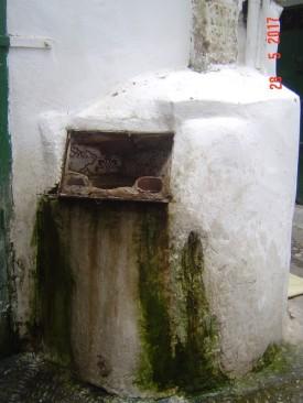 Maroc Tetouan - mains water supply