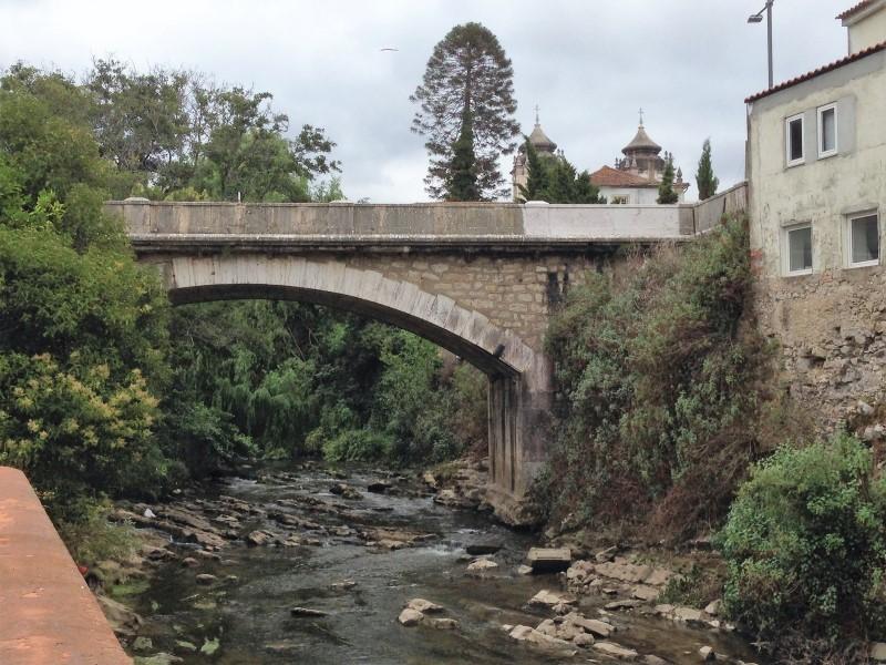 Portugal Leiria water ways