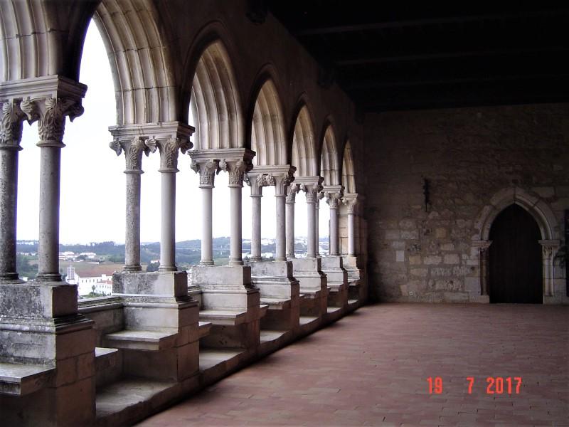 Portugal Leiria Castle