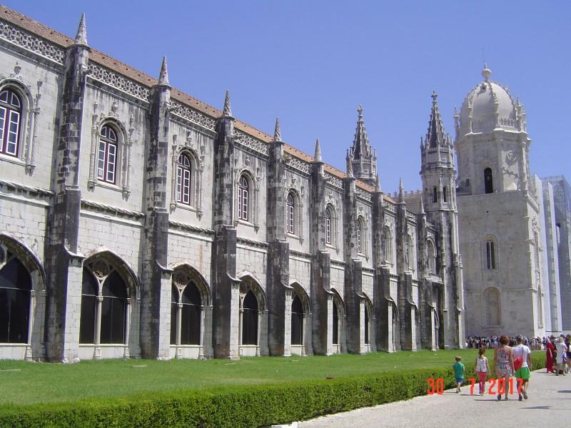 Portugal Lisboa Belem - catedral